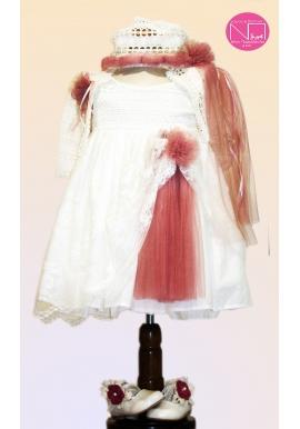φορεματάκι βάπτισης